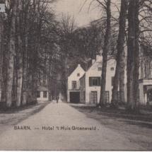 Hotel Groeneveld Baarn
