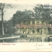cafe wilhelmina park