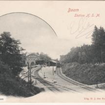 station Baarn spoor
