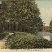 Groeneveld achterzijde Baarn