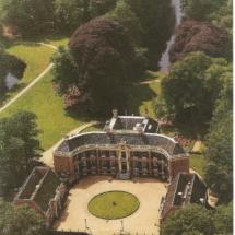 Kasteel Groeneveld luchtfoto