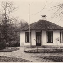 huisje bij paleis Soestdijk kappeletje