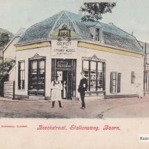 Boschstraat Stationsweg Baarn