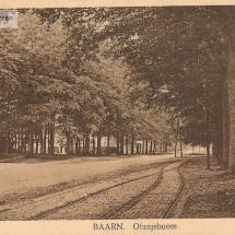 oranjeboom (tramrails) Baarn