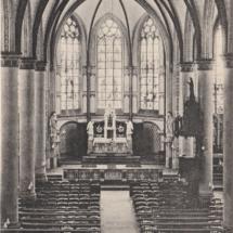 Nicolaaskerk interieur Baarn